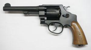 画像_S&W M1917 Hand Ejector 2nd.01