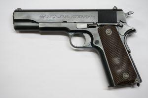 画像_M1911 ゲッタウェイモデル ビンテージ仕上げ01