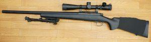 画像_M40A1 カート式ガスガン01