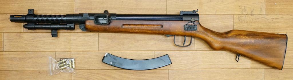 画像_百式短機関銃 BLKモデル 11万8千円01