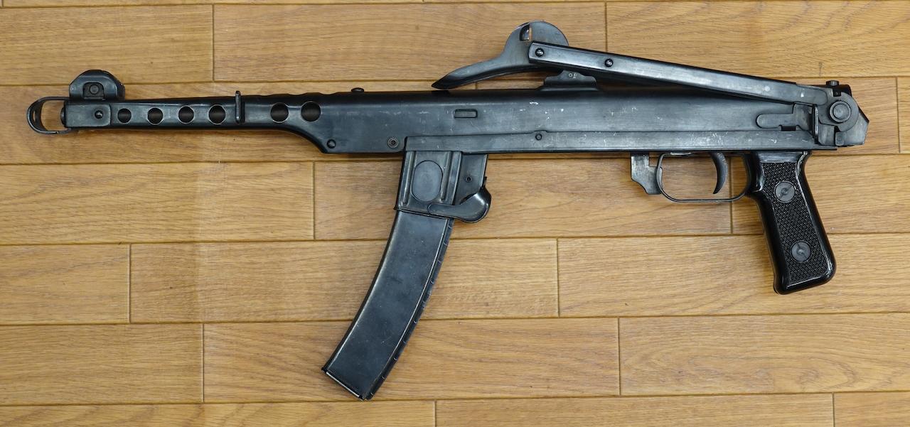 画像_無可動実銃 PPsh4301
