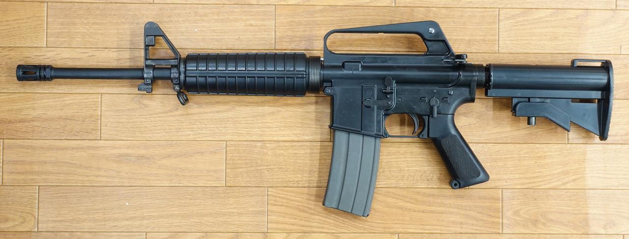 画像_M16A1 CARBINE Model 653 CPカート MGC限定商品01