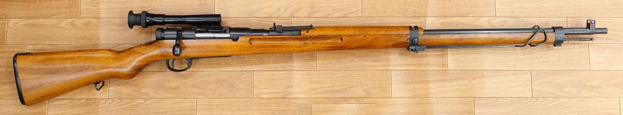 画像_九七式狙撃銃 スコープ付き01