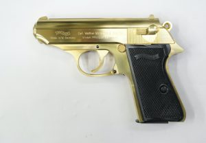 画像_ワルサーPPK/S 真鍮 35万円 新品です01