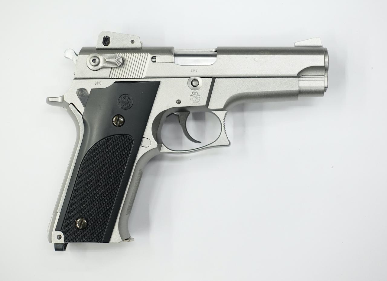 画像_S&W M459 SV 塗装モデル01