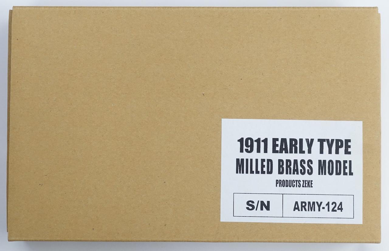 画像_真鍮 1911 U.S.ARMYタイプ 委託品 30万円01